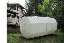 Econeau - Model RST - Residential In-Ground Tank