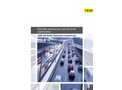 Drainage Systems for Road and Track Construction - Brochure