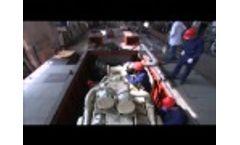 Italdraghe - Dredger in Construction - Video