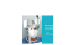 X-Flow - Medical Water Filter for Legionella - Brochure