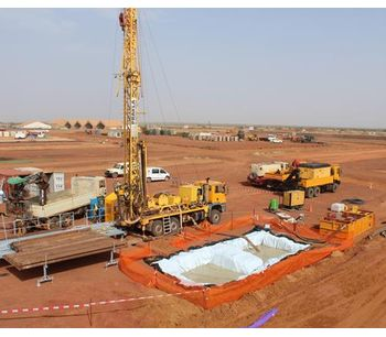 Bauer Resources drills deep wells for the German Armed Forces in Gao