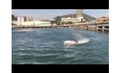 Oceanalpha CL40Y High Speed Survey Boat-Demo - Video