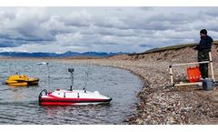 Unmanned surface vehicle solutions for hydrographic survey