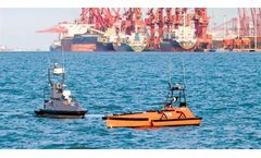 Unmanned surface vehicle solutions for oil & gas
