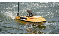 Unmanned surface vehicle solutions for water discharge measurement