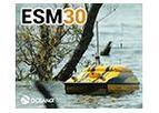 Oceanalpha - Model ESM30 - Autonomous Water Sampling & Monitoring Boat