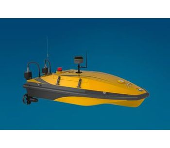 Oceanalpha - Model CL40Y - Remote Controlled Survey Boat