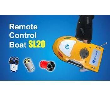 Autonomous Survey Boat-1