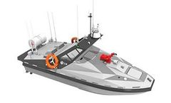 Oceanalpha - Model L30B - Fire Control & Rescue USV