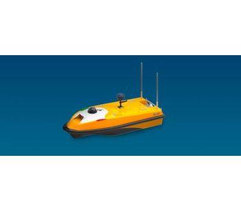 OceanAlpha - Model SL40Y - Remote Control Survey Boat