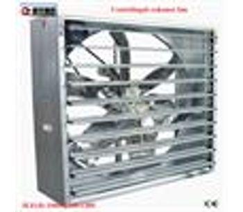 JINLONG  - Model JLF-1380 - Poultry Ventilation 54