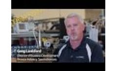SpectraSensors Ammonia in Ethylene Analyzer Video