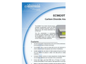 Model EC9820T - Carbon Dioxide Analyzer Brochure