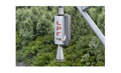 Model LPR - Radar Water Level Sensor