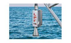 Model LPR W - Radar Wave Measurement Sensor