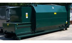 BWE - Model SC_2_1 - Pinnacle Self Contained Compactors
