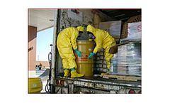 Work safely with chemicals, work with NCEC
