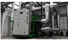 Organic Rankine Cycle Systems (ORC) for Heating Plants