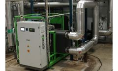 Organic Rankine Cycle Systems (ORC) for Industrial Waste Heat