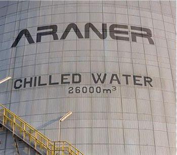 Araner - Cool Salt Storage Tanks