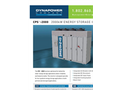 Model CPS-2000 - 2000 KW Utility Scale Energy Storage Inverter Brochure