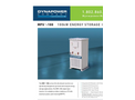 PARALLELABLE - Model MPS-100 - 100 KW Utility Grade and Microgrid Energy Storage Inverter Brochure