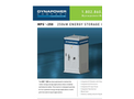 PARALLELABLE - Model MPS-250 - 50 KW Utility Grade and Microgrid Energy Storage Inverter Brochure