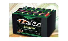 Deka HydraSaver - Batteries