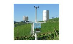 Integrated Agriculture Weather Monitoring Technology