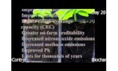 US Bio Carbon - Biochar Experiment Video
