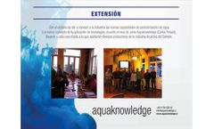 TRAINING COURSES ON WATER QUALITY OF NATURAL AND ARTIFICIAL SYSTEMS