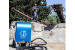 Ice blasting technology for cleaning contractors - Waste and Recycling