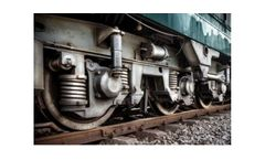 Ice blasting technology for locomotive