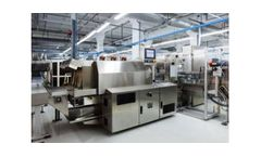 Ice blasting technology for packaging