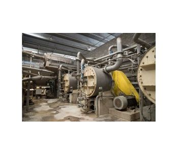 Ice blasting technology for pulp and paper - Pulp & Paper
