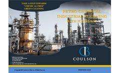 Coulson Ice Blast Petro Chemical - Brochure