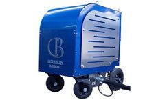 Coulson Ice Blast - IceStorm90 - Professional Alternative to Dry Ice Blasting