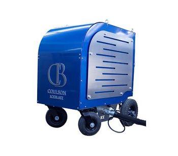 Coulson Ice Blast - IceStorm90 - Professional Alternative to Dry Ice Blasting
