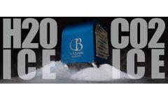 Coulson Ice Blast - IceStorm45 - Dual Wet & Dry Ice Blasting Machine