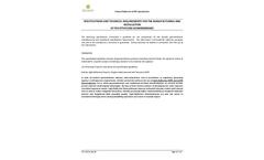 Solmax - LLDPE Liner Geomembranes Brochure