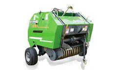 Mini Grass Baler Machine