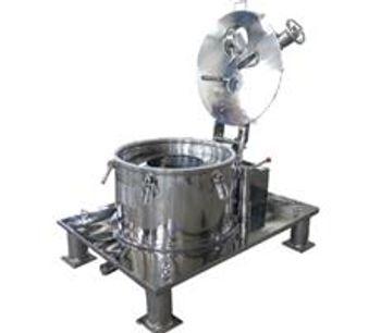 Crown Machinery - Model FCS - Basket Centrifuges