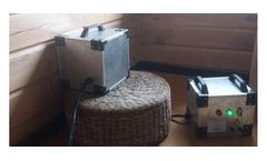 Shashel - Wood Boring Beetles Dryer