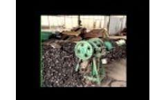 Tire Cutting System Video