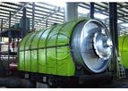 SUNY GROUP - Waste Tire Pyrolysis Plant