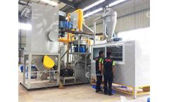 Suny Group - e waste recycling machinery