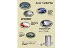 Auto Wash Plus - Brochure