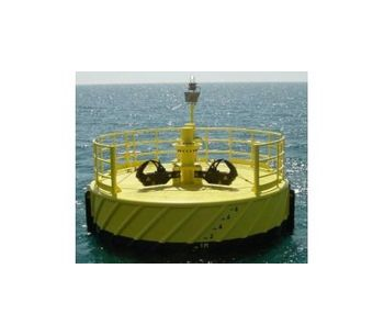 Bluewater - Conventional Buoy Mooring System (CBM)