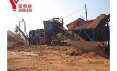 Yongli - Model YLS - Sand Making Machine