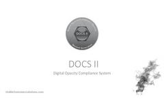 Model DOCS II - Digital Opacity Compliance System - Brochure